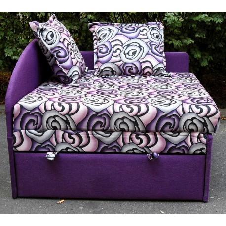 Fotel rozkładany LILKA