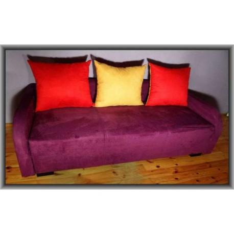 Sofa grecka RAMMUS z bokami