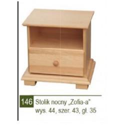 NOCNY STOLIK ''ZOFIA-a'' - 146