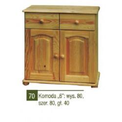 KOMODA ''6'' NR-70