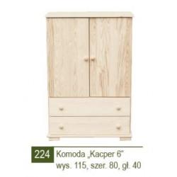 KOMODA KACPER 6 - NR 224