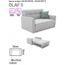 SOFA ROZKŁADANA OLAF II - GABI