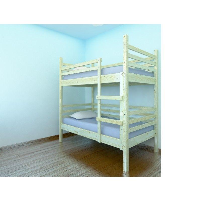 łóżka Sosnowe Piętrowe
