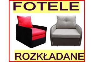 fotele rozkladane